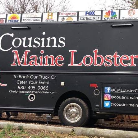 Cousins Maine Lobster Truck