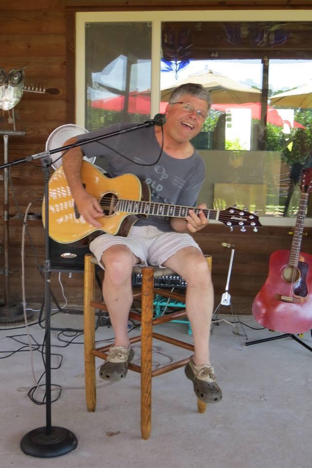 Kirk Rocking
