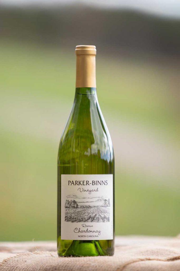2018 Reserve Chardonnay